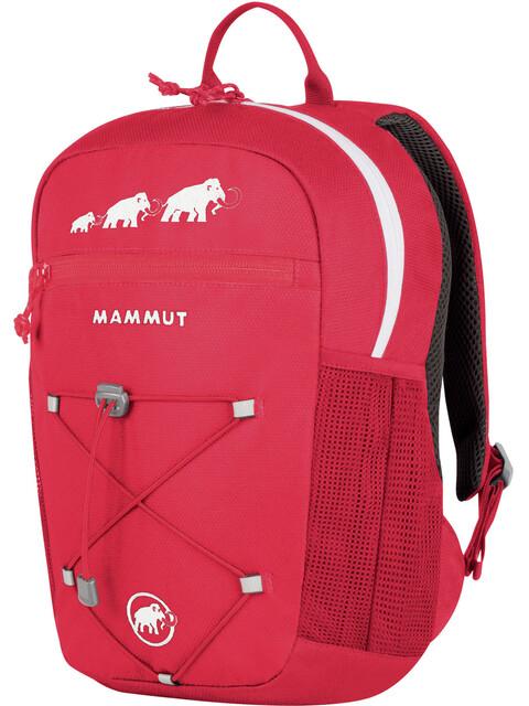 Mammut First Zip Backpack 8L light carmine